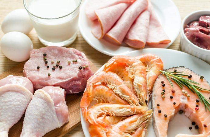 Białko – dostarczanie do organizmu w odpowiednich ilościach